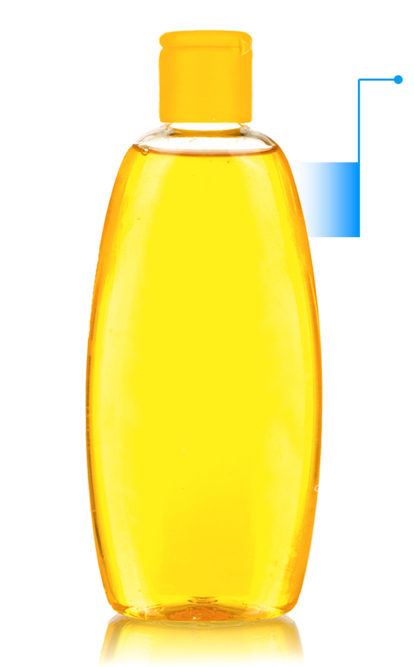 bouteille de produit de bébé