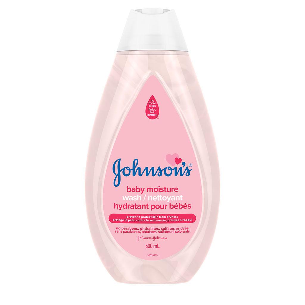 Nettoyant hydratant pour bébés JOHNSON'S