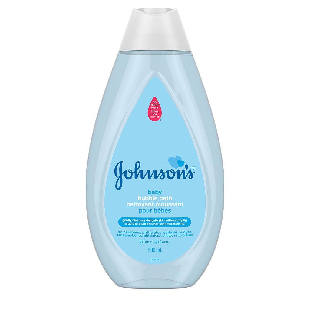 Johnson's nettoyant moussant pour bébés