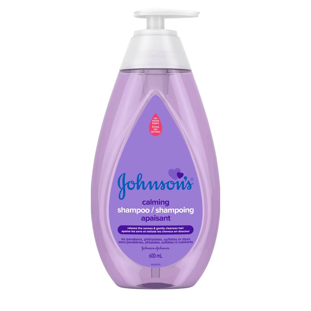 Shampoing apaisant JOHNSON'S®