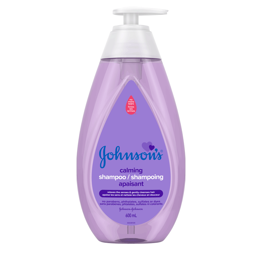 Johnson's Calming Shampoo