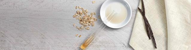 Utilisation de l'essence de vanille naturelle pour les produits Johnson's®