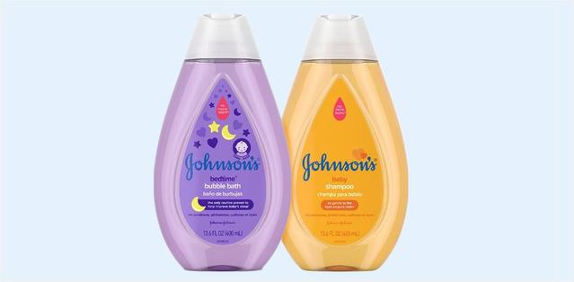 Bain moussant Johnson's Beau dodo et shampoing pour bébés Johnson's